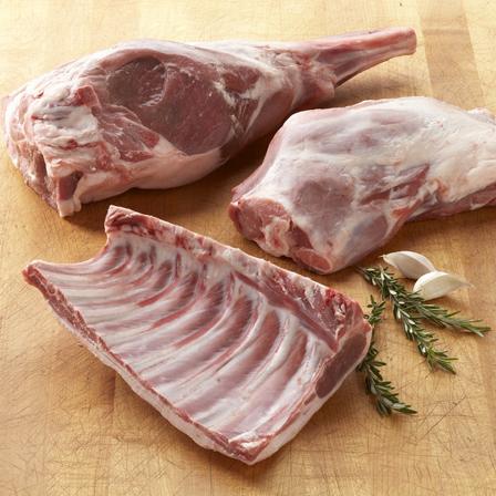 Lamb Roast Pack