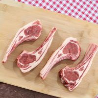 Rib Lamb Chops Grass Fed