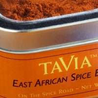 Tavia East African Spice