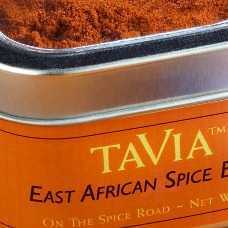 Tavia East African Spice