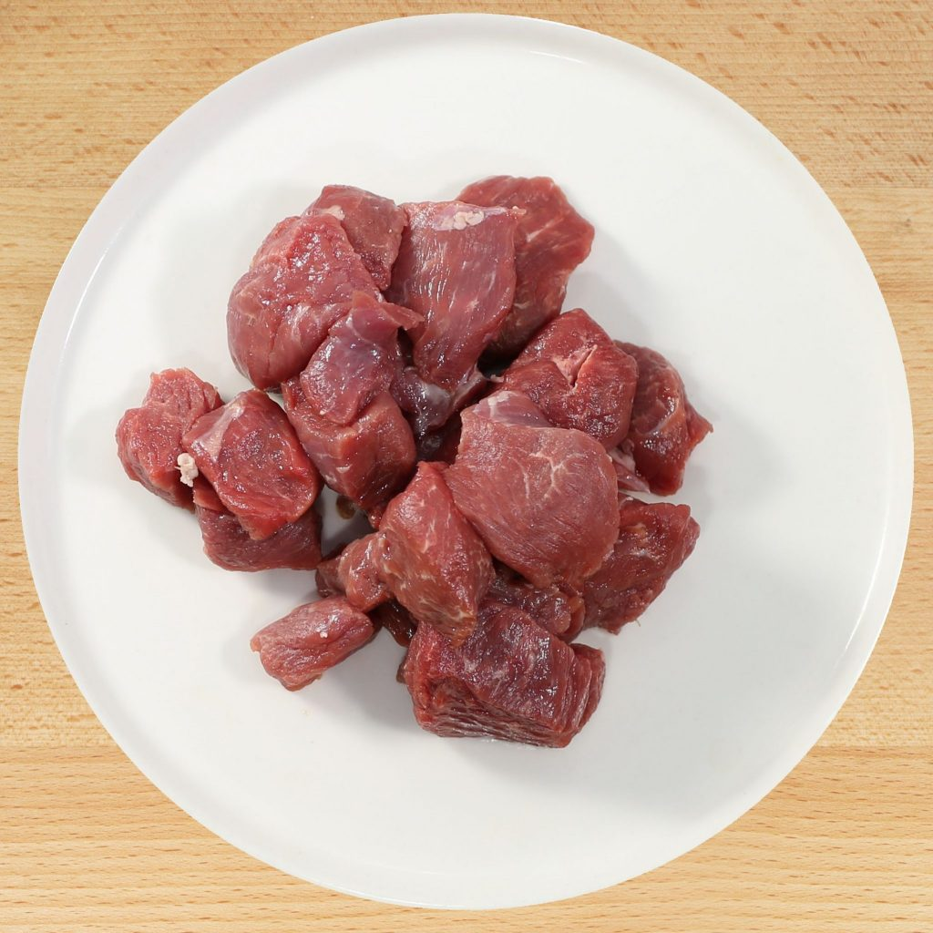 lamb kabob meat