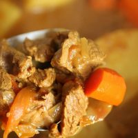 Basque Goat Meat Stew