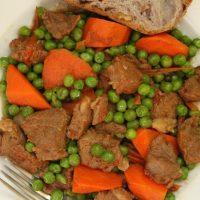 Lebanese Dry Stew