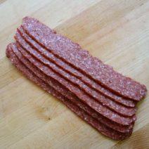 Lamb Bacon Alternative
