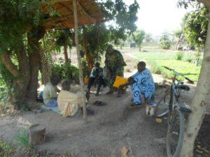 Garden Coop Members