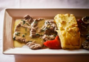 Leg of Lamb Scallopine