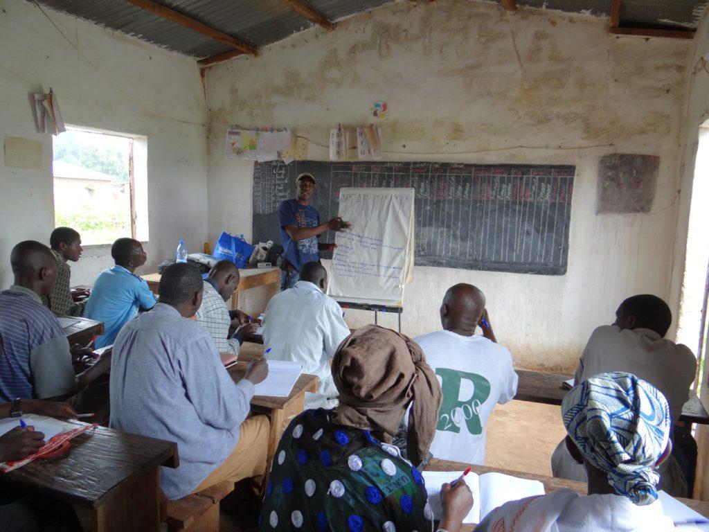 Classroom in Lofine