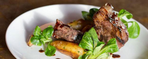 Chef Sarah Master Barbette restaurant
