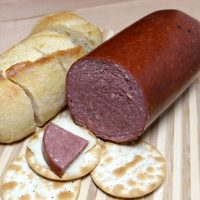 Lamb Summer Sausage