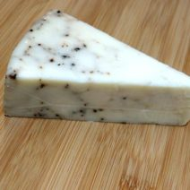 Sheep milk cheese with truffle