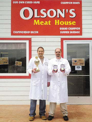 Olson's Woodville Meats
