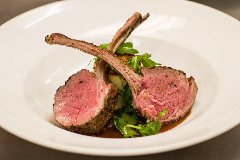 rack of lamb recipe d artagnan herb crusted grain fed lamb rack ...