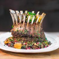 Lamb Crown Roast