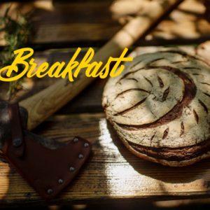 Chef Camp Breakfast