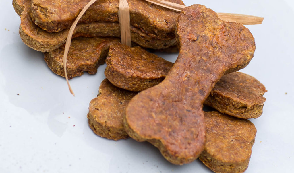 Dog Treat Lamb Biscuits