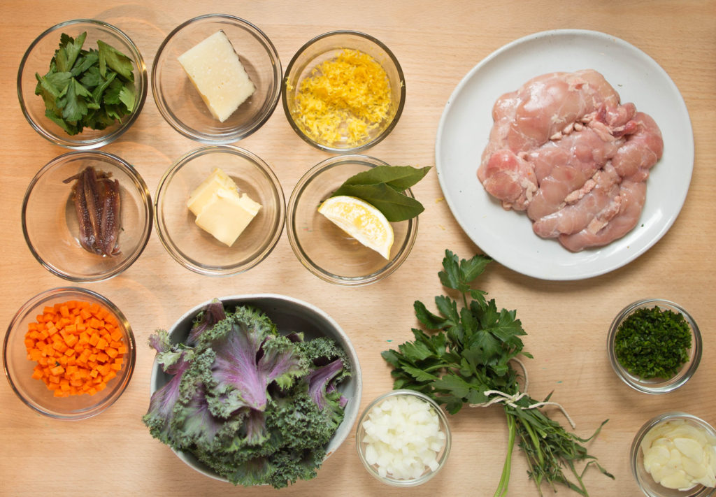 Lamb Sweetbreads Ingredient List