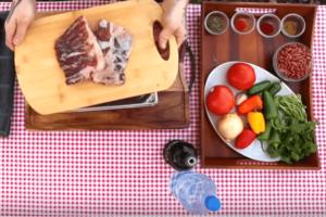 Lamb Chili Ingredients