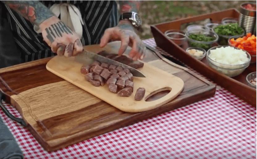 Lamb Chili Sausage