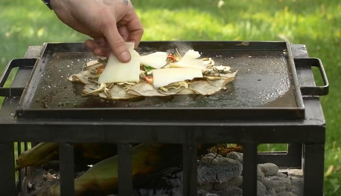 Preparing Potato Side Dish