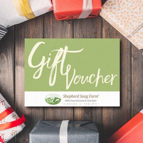Shepherd Song Gift Card