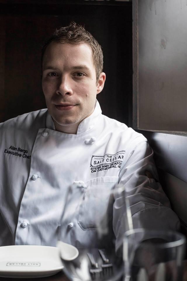 Alan Bergo Forager Chef