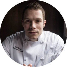 Chef Alan Bergo