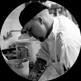 Chef Ben Spangler