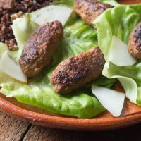 lamb merguez sausages recipe