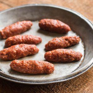 Lamb Meguez Sausage