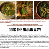 Cook Moringa the Malian Way