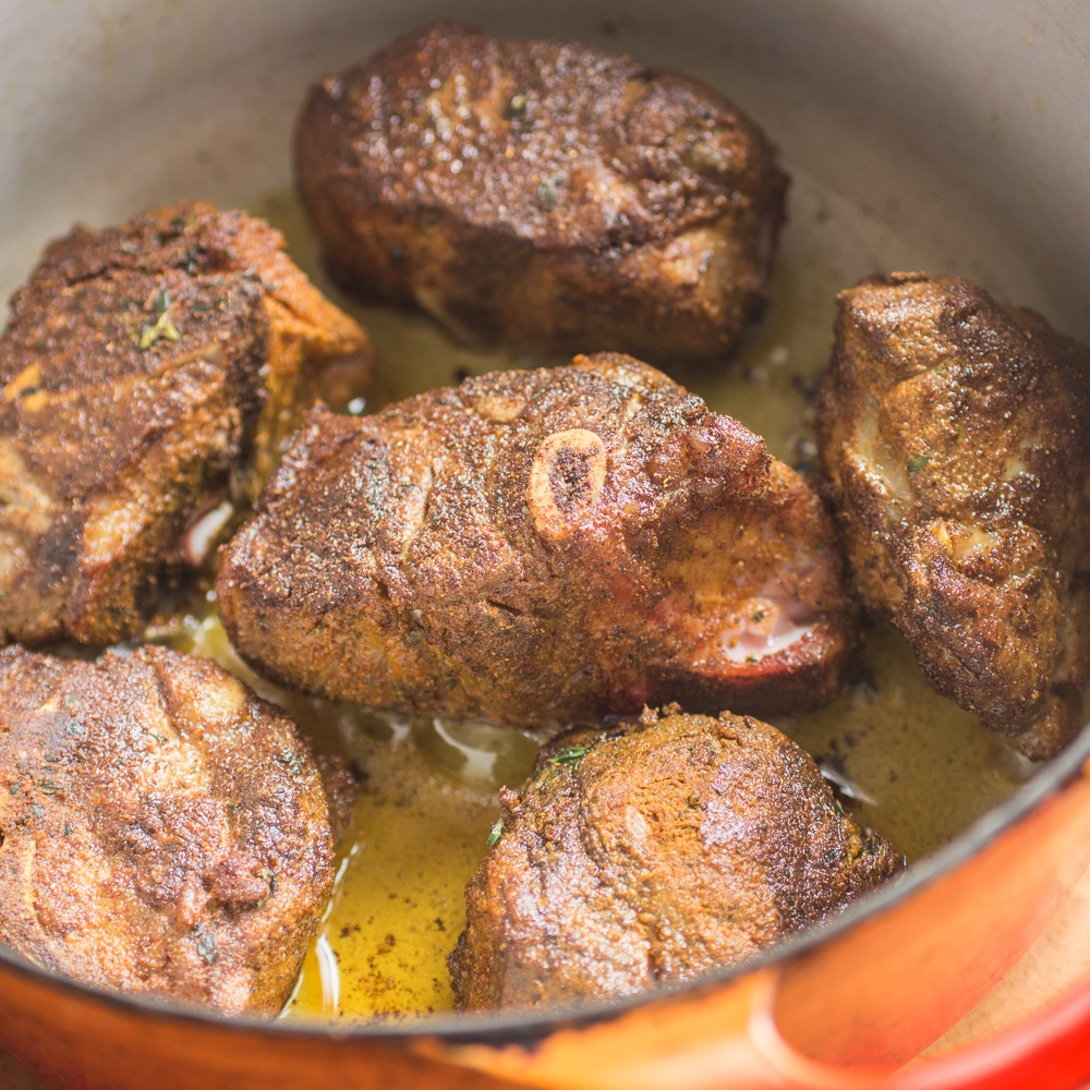 Jamaican goat or lamb curry recipe