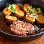 How to debone, stuff, and cook a lamb saratoga rib roast or saratoga roll