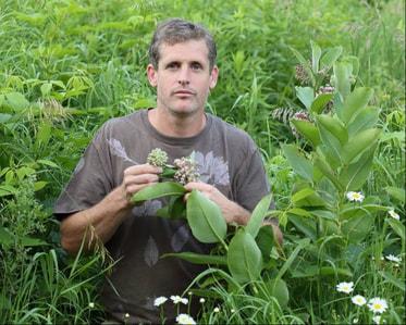 Sam Thayer, foraging author