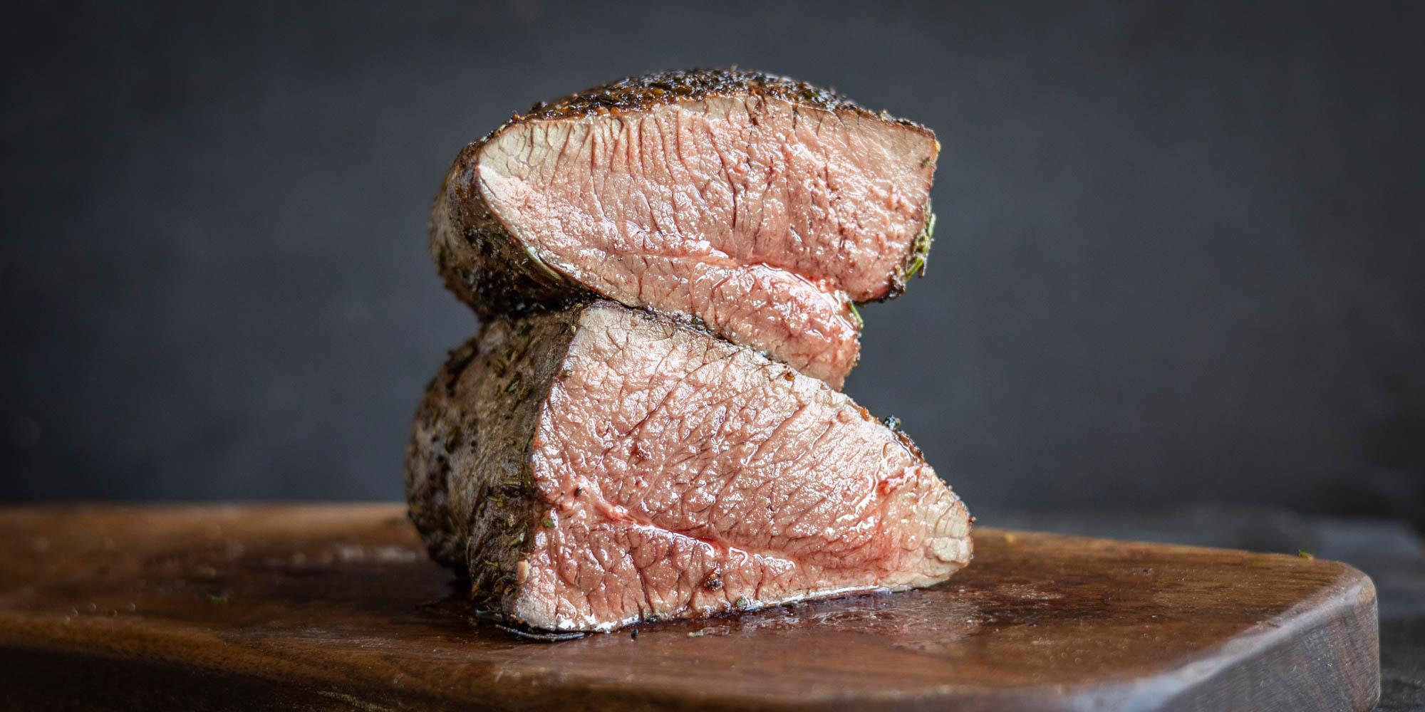 Perfect roast lamb or goat