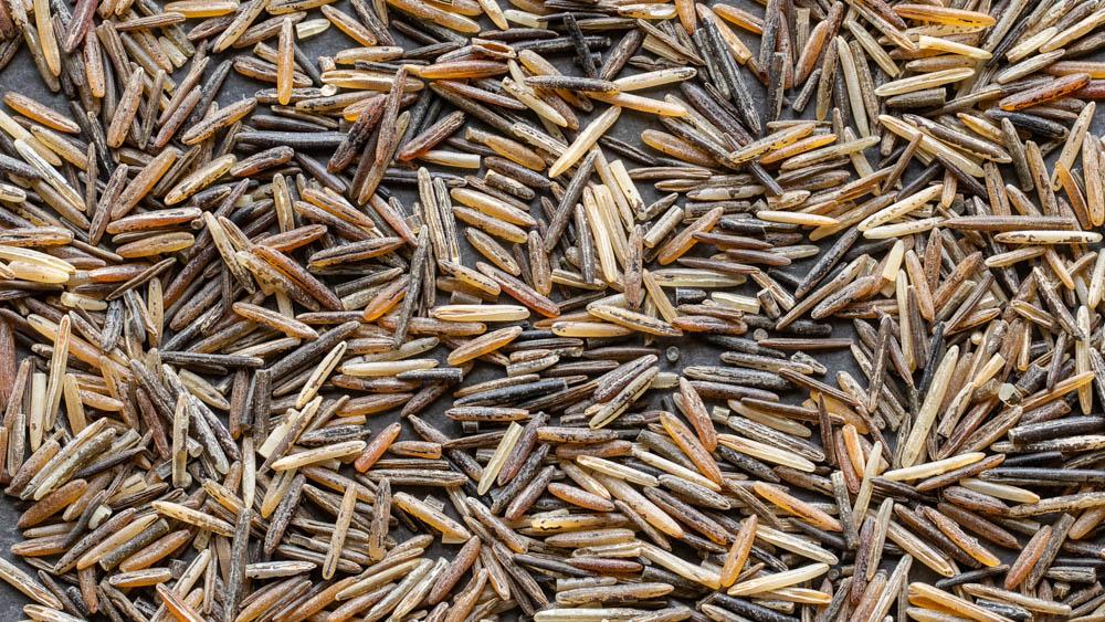 Natural wild rice